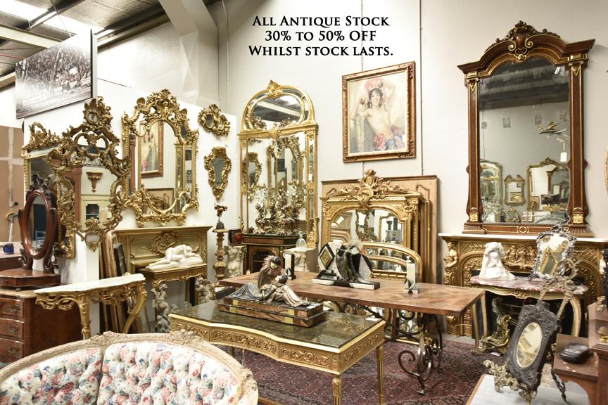 Antique Dealer Shop Melbourne | French Antiques Store ...