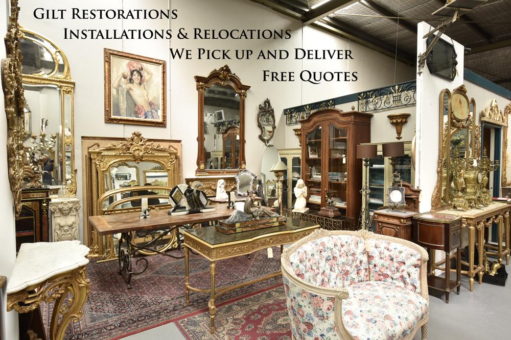 Home · Reproduction Range - Antique Dealer Shop Melbourne French Antiques Store - Antiques
